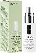Parfüm, Parfüméria, kozmetikum Arctisztító emulzió - Clinique Even Better Skin Tone Correcting Lotion