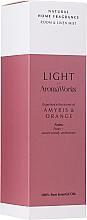 """Parfüm, Parfüméria, kozmetikum Lakásillatosító spray """"Amarilisz és narancs"""" - AromaWorks Light Range Room Mist"""