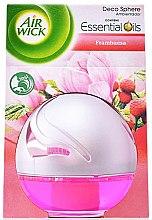 Parfüm, Parfüméria, kozmetikum Folyékony légfrissítő - Air Wick Deco Sphere Raspberry