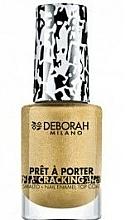 Parfüm, Parfüméria, kozmetikum Körömlakk - Deborah Pret A Porter Cracking