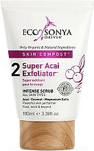 Parfüm, Parfüméria, kozmetikum Hámlasztó arcra - Eco by Sonya Super Acai Exfoliator