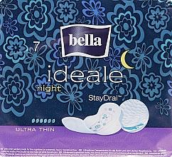 Parfüm, Parfüméria, kozmetikum Egészségügyi betét Ideale Night StayDrai, 7 db - Bella