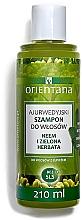 Parfüm, Parfüméria, kozmetikum Korpásodás elleni sampon - Orientana Ayurvedic Shampoo Neem & Green Tea