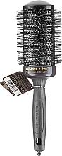 Parfüm, Parfüméria, kozmetikum Körkefe 55mm - Olivia Garden Ceramic+ion Thermal Brush Black d 55