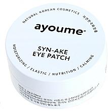 Parfüm, Parfüméria, kozmetikum Szem alatti tapasz kígyó peptiddel - Ayoume Syn-Ake Eye Patch