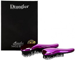 Parfüm, Parfüméria, kozmetikum Hajkefe szett - KayPro Dtangler Miraculous Purple (2xbrush)