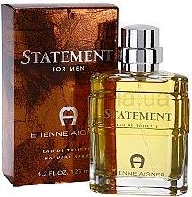 Parfüm, Parfüméria, kozmetikum Etienne Aigner Statement - Eau De Toilette