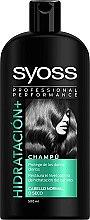 Parfüm, Parfüméria, kozmetikum Sampon hajra - Syoss Hidratacion + Shampoo