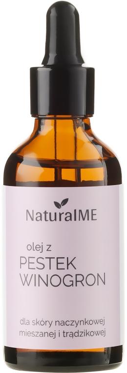 Szőlőmag olaj - NaturalME