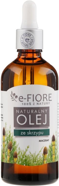 Mezei zsurló olaj - E-Flore Natural Oil
