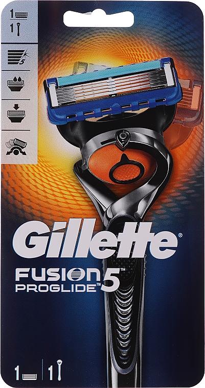 Borotva 1 db. pótfejjel - Gillette Fusion ProGlide Flexball