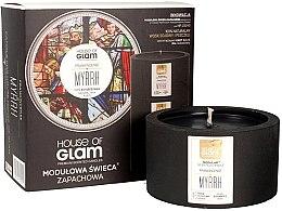 Parfüm, Parfüméria, kozmetikum Illatosított gyertya - House of Glam Frankincense Myrrh Candle
