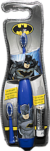 Parfüm, Parfüméria, kozmetikum Elektromos fogkefe - Lorenay Batman Cartoon Tooth Brush