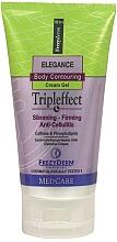 Parfüm, Parfüméria, kozmetikum Celullit elleni krém-gél - Frezyderm Elegance Body Countouring Tripleffect Cream Gel