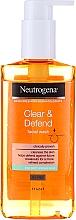 Parfüm, Parfüméria, kozmetikum Arclemosó gél - Neutrogena Visibly Clear Spot Proofing Daily Wash