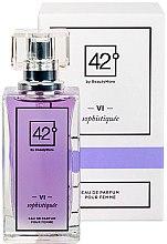 Parfüm, Parfüméria, kozmetikum 42° by Beauty More VI Sophistiquee Pour Femme - Eau De Parfume