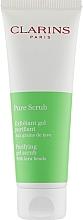 Parfüm, Parfüméria, kozmetikum Arcradír - Clarins Pure Scrub