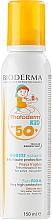 Parfüm, Parfüméria, kozmetikum Napvédő mousse gyerekeknek - Bioderma Photoderm KiD Mousse SPF 50+