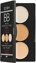 Parfüm, Parfüméria, kozmetikum Paletta - Gosh BB Skin Perfecting Kit