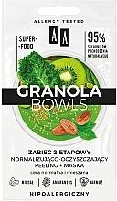 Parfüm, Parfüméria, kozmetikum Hámlasztó maszk normál és kombinált bőrre - AA Granola Bowls