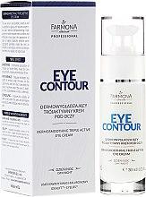 Parfüm, Parfüméria, kozmetikum Szemkörnyékápoló krém - Farmona Eye Contour