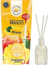 """Parfüm, Parfüméria, kozmetikum Aromadiffúzor """"Mangó"""" - La Casa de Los Aromas Mikado Reed Diffuser"""