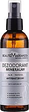 """Parfüm, Parfüméria, kozmetikum Test dezodor """"Panthenol"""" - Beaute Marrakech Alum & Panthenol"""