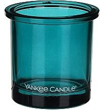Parfüm, Parfüméria, kozmetikum Gyertyatartó - Yankee Candle POP Teal Tealight Votive Holder