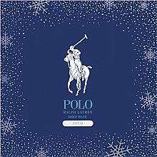 Parfüm, Parfüméria, kozmetikum Ralph Lauren Polo Deep Blue Holiday Gift Set - Szett (parfum/125ml + parfum/40ml)