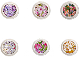 Parfüm, Parfüméria, kozmetikum Virágdísz készlet körömre - Deni Cate