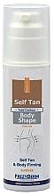 Parfüm, Parfüméria, kozmetikum Önbarnító - Frezyderm Self Tan Body Shape