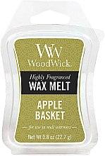 Parfüm, Parfüméria, kozmetikum Aroma viasz - WoodWick Wax Melt Apple Basket
