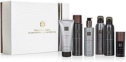 Parfüm, Parfüméria, kozmetikum Szett - The Ritual of Samurai Invigorating Ceremony XL (b/lot/250ml + f/cr/50ml + sh/gel/ 2x200ml + shave/foam/200ml + h/b/sh/200ml)