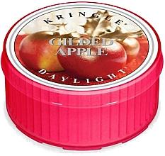Parfüm, Parfüméria, kozmetikum Tea gyertya - Kringle Candle Gilded Apple Daylight