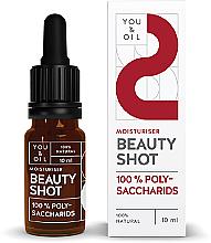 Parfüm, Parfüméria, kozmetikum Arcszérum - You & Oil Beauty Shot Polysaccharids / Moisturiser Face Serum