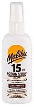 Parfüm, Parfüméria, kozmetikum Lotion-spray - Malibu Lotion Spray SPF15
