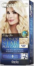 Parfüm, Parfüméria, kozmetikum Világosító hajkrém - Delia Cosmetics Cameleo Blonde Star Plex Care