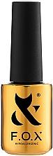Parfüm, Parfüméria, kozmetikum Bázis gél-lakk - F.O.X Tonal Cover Base