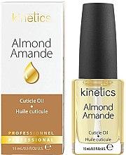 "Parfüm, Parfüméria, kozmetikum Körömápoló olaj ""Mandula"" - Kinetics Almond Cuticle Oil"