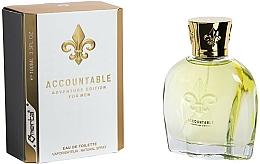 Parfüm, Parfüméria, kozmetikum Omerta Accountable Adventure Edition - Eau De Toilette