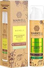 Parfüm, Parfüméria, kozmetikum Arckrém csiga mucin kivonattal - Markell Cosmetics Bio-Helix Day Cream