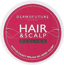 Parfüm, Parfüméria, kozmetikum Fejbőr peeling - DermoFuture Hair&Scalp Peeling