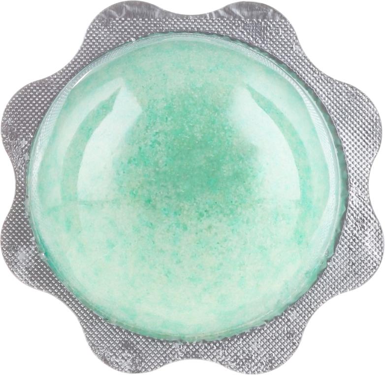 Fürdőbomba - Nacomi Green Tea Bath Bomb