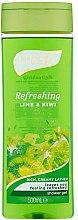 Parfüm, Parfüméria, kozmetikum Tusfürdő - Luksja Refreshing Lime & Kiwi Shower Gel