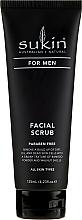 Parfüm, Parfüméria, kozmetikum Arcradír - Sukin For Men Facial Scrub