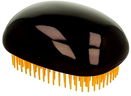 Parfüm, Parfüméria, kozmetikum Hajkefe, fénylő fekete - Twish Spiky 3 Hair Brush Shining Black