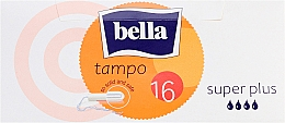Parfüm, Parfüméria, kozmetikum Tampon, 16 db. - Bella Bella Premium Comfort Super Plus Tampo