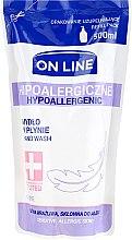 Parfüm, Parfüméria, kozmetikum Folyékony szappan - On Line Hypoallergenic Pure Soap (utántöltő)