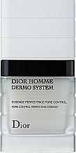 Parfüm, Parfüméria, kozmetikum Esszencia arcra - Dior Homme Dermo System Essence Perfectrice Pore Control