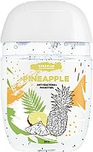 """Parfüm, Parfüméria, kozmetikum Kézfertőtlenítő """"Pineapple"""" - SHAKYLAB Anti-Bacterial Pocket Gel"""